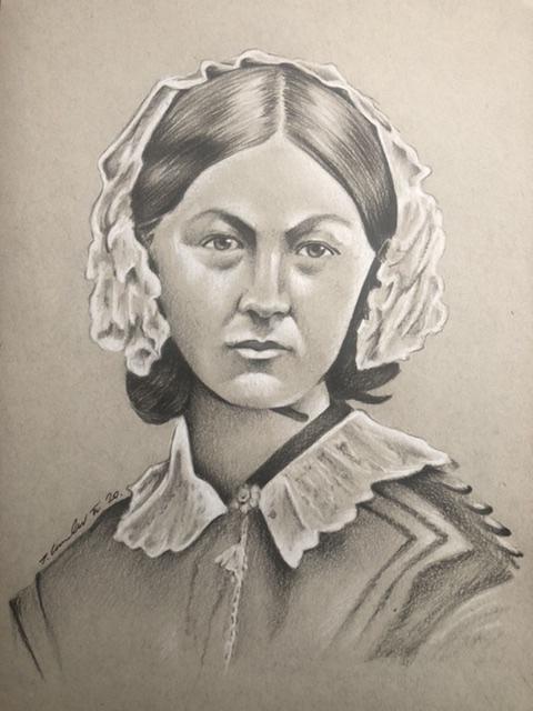 Florence Nightingale par TraceyLawler